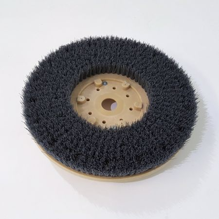"Picture of 17"" Light-grit disk brush"