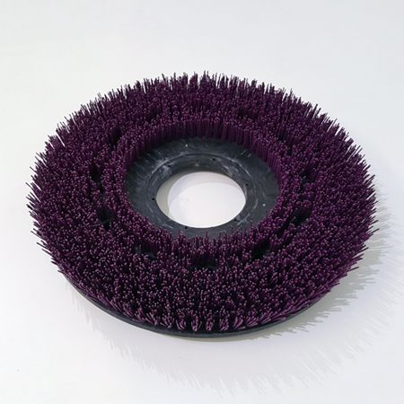 "Picture of 20"" Abrasive Bristle Brush"