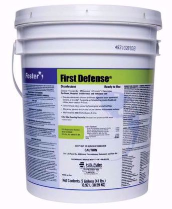 Foster 40-80 First Defense™ Disinfectant 5 gallon bucket
