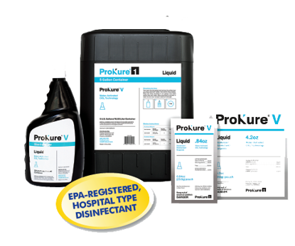 Picture of ProKure V Disinfectant Kit