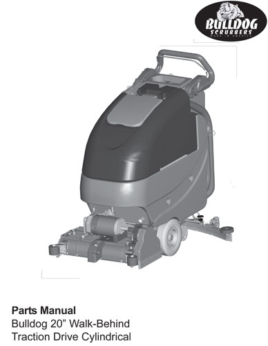 Floor Scrubber Amp Sweeper Parts Amp User Manuals