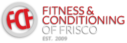 Frisco CrossFit proud owner of a Bulldog Scrubber